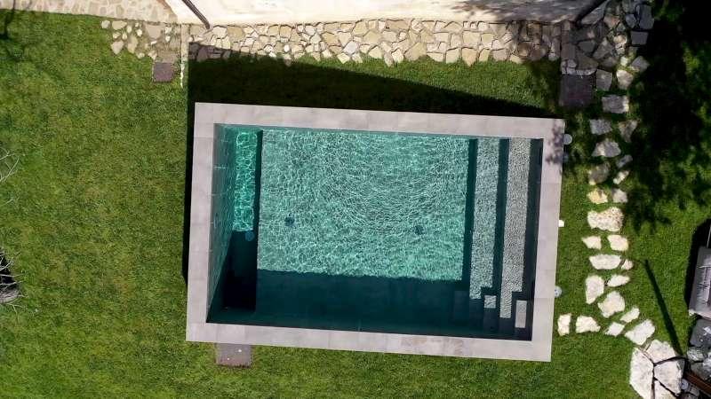 Lake Relais Gargnano - Piscina esterna riscaldata privata