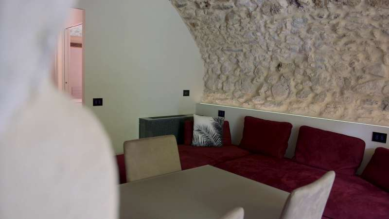 Villa vacanze lago di Garda Lake Relais Gargnano - Soggiorno e zona living