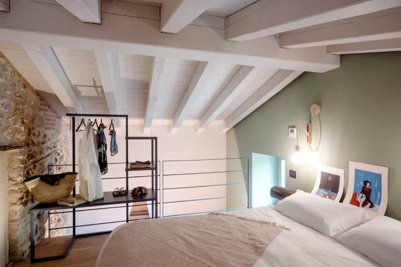 Villa vacanze lago di Garda Lake Relais Gargnano  - Una delle 4 camere da letto